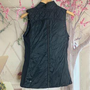lululemon athletica Jackets & Coats - Lululemon What the Fluff Vest In Black